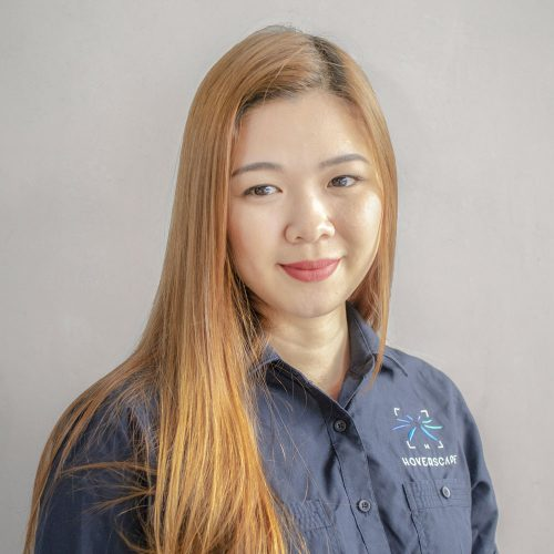 Aihra De Guzman - Information Systems Manager
