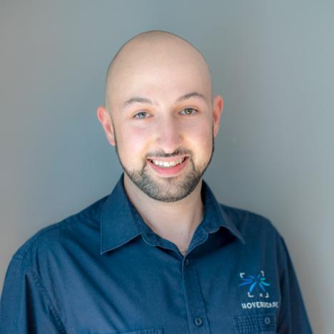 Danny Elassad - Project Coordinator/ UAV Controller Hoverscape